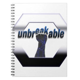 irrompible cuadernos