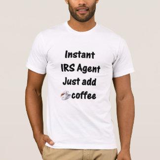 IRS Agent T-shirt