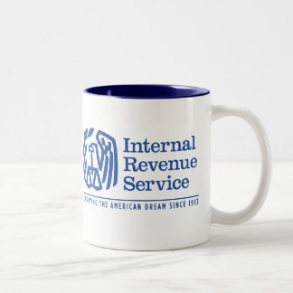 IRS American Dream Satire Mugs