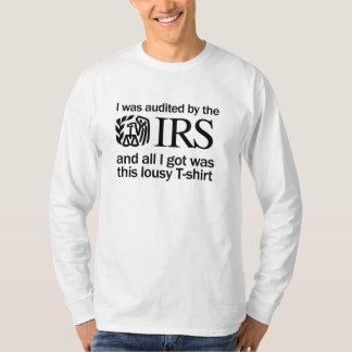 IRS Audit T-shirt