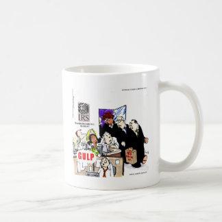 IRS Audits IRS Funny Coffee Mug