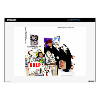 IRS Audits IRS Funny Laptop Skins