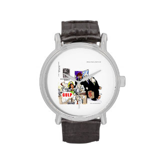 IRS Audits The IRS Funny Unisex Watch Wristwatches