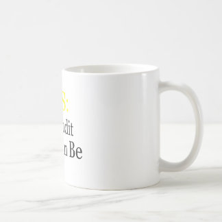 IRS: Be Audit You Can Be Classic White Coffee Mug