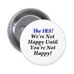 ¡IRS, camisetas del humor del impuesto! Pin