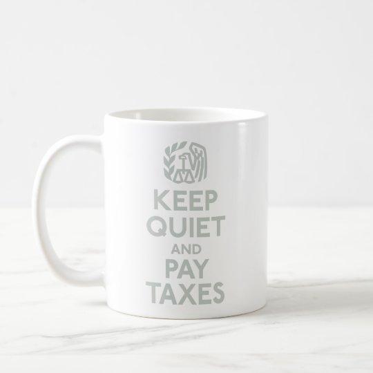 IRS Parody Mugs