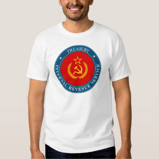 IRS: Welcome to the USSA Tee Shirt