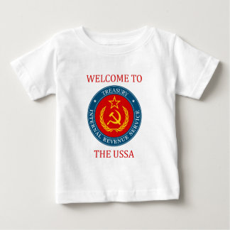 IRS: Welcome to the USSA T Shirt