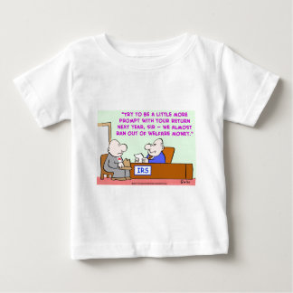 IRS WELFARE MONEY BABY T-Shirt