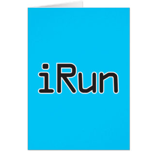 iRun - Black Card