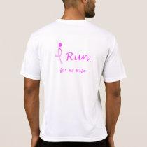 iRun for Breast Cancer Awareness T-Shirt