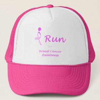 iRun for Breast Cancer Awareness Trucker Hat
