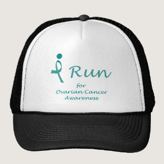 iRun for Ovarian Cancer Awareness Trucker Hat