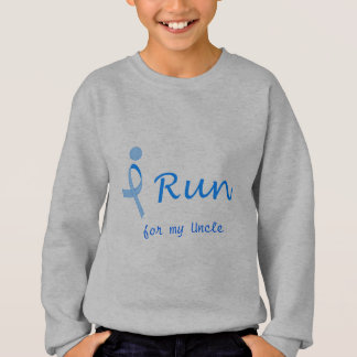 iRun for Prostate Cancer Awareness Sweatshirt