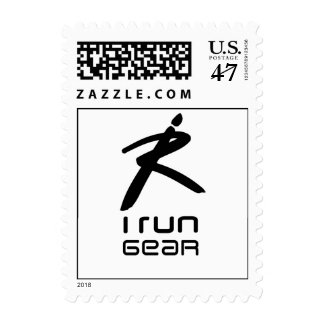 IRun Gear Stamp
