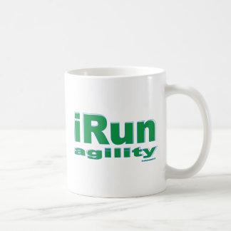 iRun Green Mug