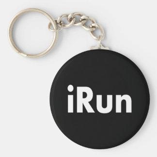 iRun Keychain