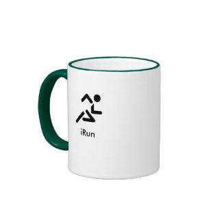 iRun mug