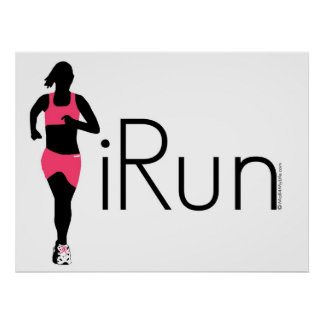 iRun Poster