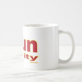 iRun Red Coffee Mug