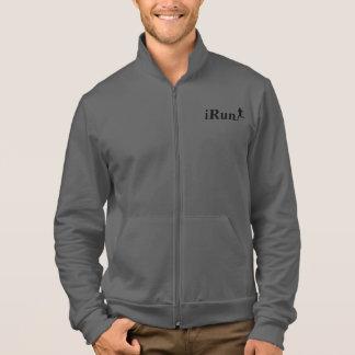 iRun Red Running Jacket for Men
