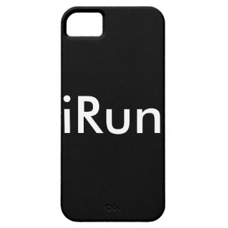iRun - Running Phone Case iPhone 5 Covers