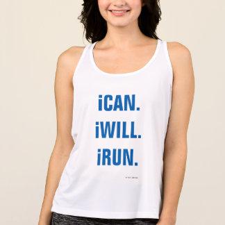 iRUN T-shirt - perfect shirt for runners!