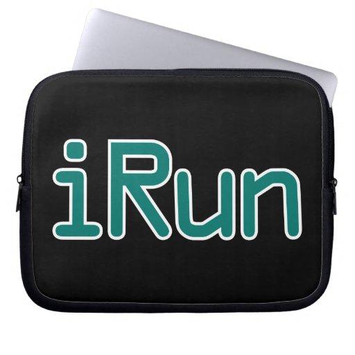 Irún - trullo (esquema negro) mangas computadora