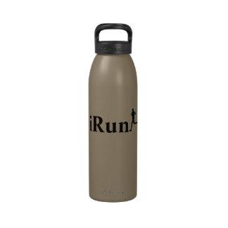 iRun Water Bottle for Men