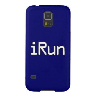 iRun - White Case For Galaxy S5