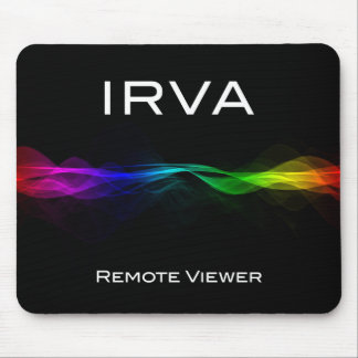 IRVA Remote Viewing Mouse Pad