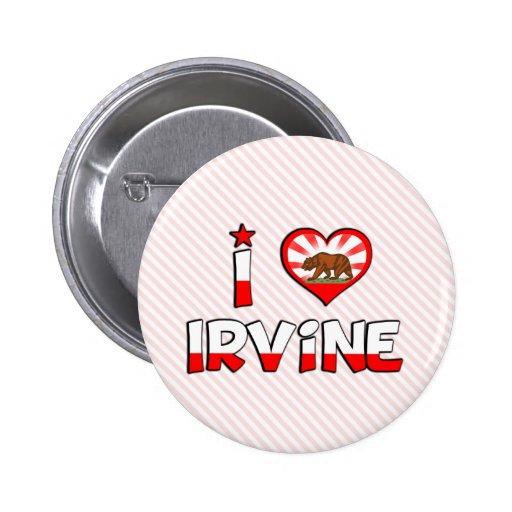 Irvine, CA Buttons