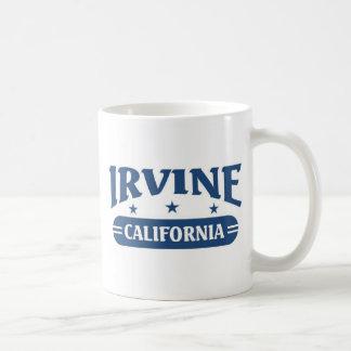 Irvine California Taza Básica Blanca