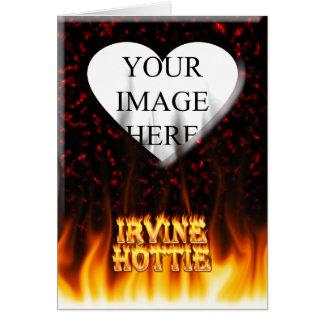 irvine greeting card
