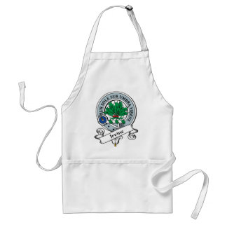 Irvine Clan Badge Adult Apron