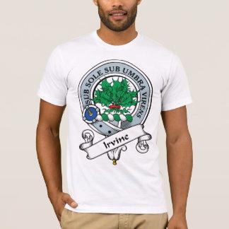 Irvine Clan Badge T-Shirt