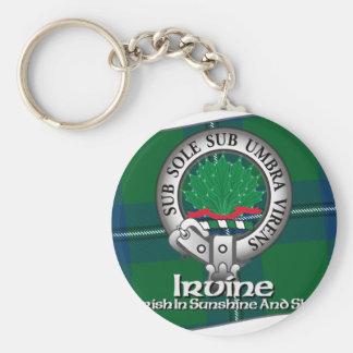 Irvine Clan Keychain