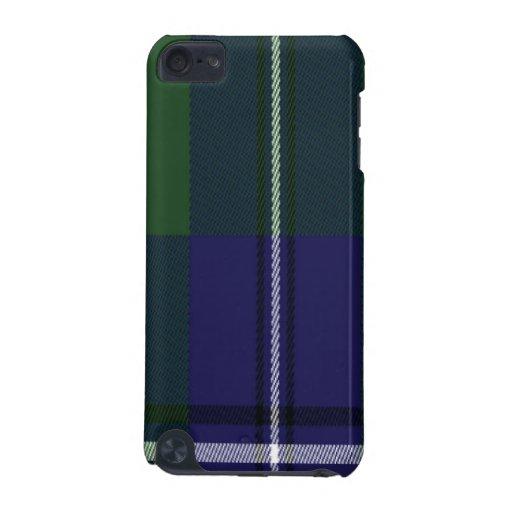 Irvine Scottish Tartan Apple iPod Case iPod Touch 5G Cases