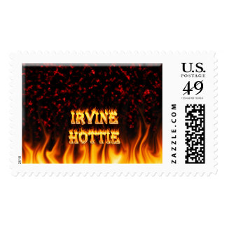 irvine stamp