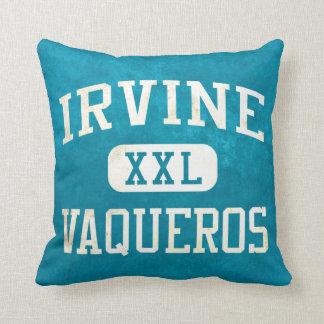 Irvine Vaqueros Athletics Pillows