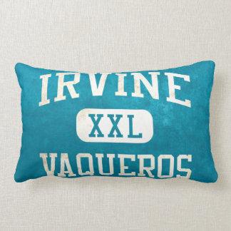 Irvine Vaqueros Athletics Pillow
