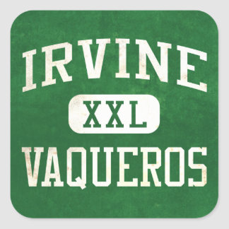 Irvine Vaqueros Athletics Stickers