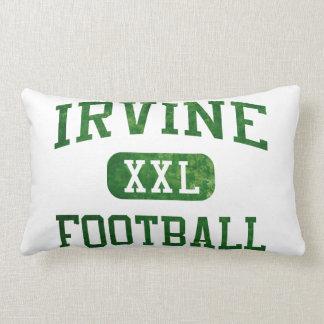 Irvine Vaqueros Football Pillow