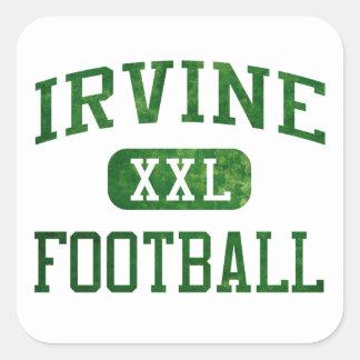 Irvine Vaqueros Football Stickers