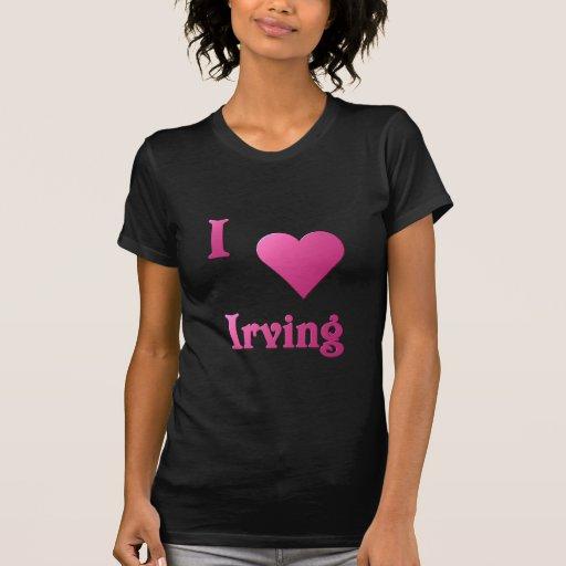 Irving -- Hot Pink Shirts