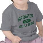 Irvington - dogos - alto - Irvington Nueva York Camisetas