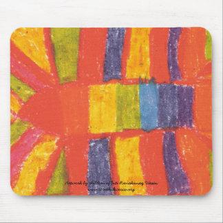 IRW Children's Artwork - #5 Mouse Pad