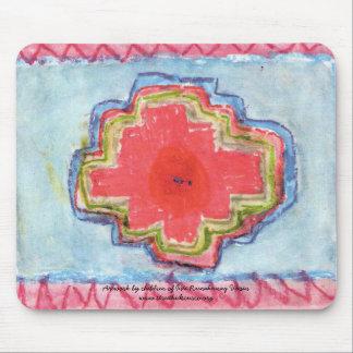 IRW Children's Artwork - #6 Mouse Pad