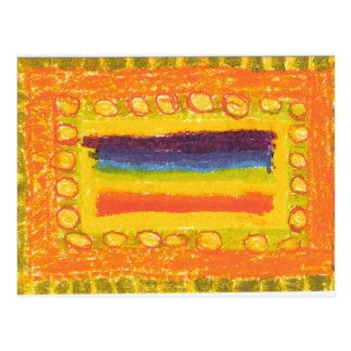 IRW Children's Artwork - #9 Postcard