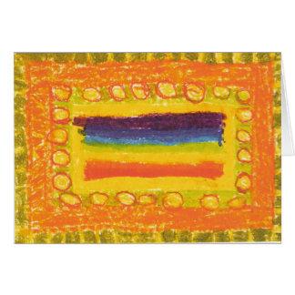 IRW Children's Artwork - #9 Thank You Card